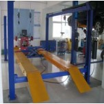 FOUR POST WHEEL ALIGNMENT LIFT