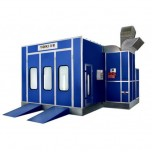 YK -300 Spray paint booth