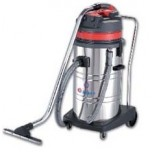 BF-501 80L stainless steel wet and dry vacuum Cleaner